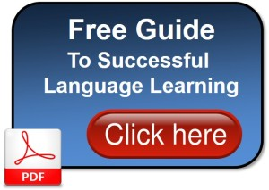 Free Guide to language learning success